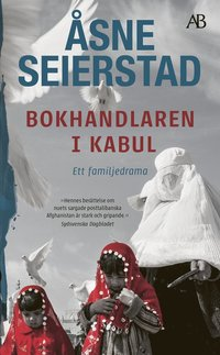 bokomslag Bokhandlaren i Kabul