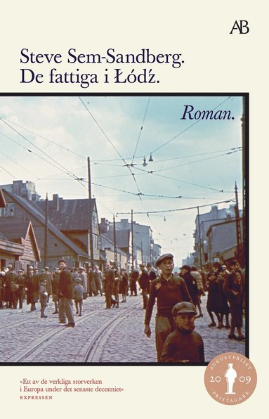 bokomslag De fattiga i Lódz
