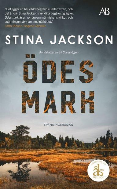 bokomslag Ödesmark