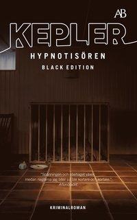 bokomslag Hypnotisören - Black edition