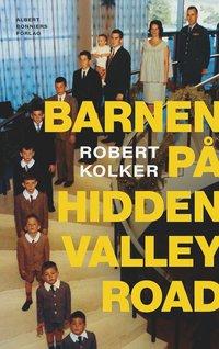 bokomslag Barnen på Hidden Valley Road