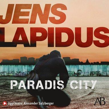 bokomslag Paradis City