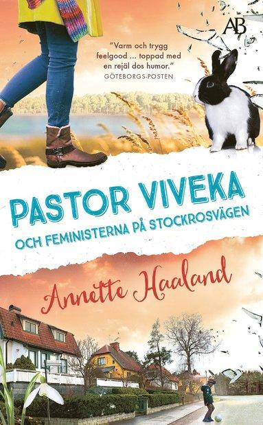 bokomslag Pastor Viveka och feministerna på Stockrosvägen