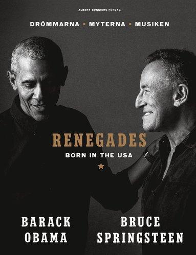 bokomslag Renegater - born in the USA