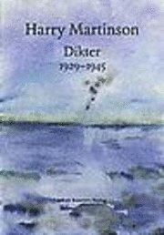 bokomslag Dikter 1929-1945