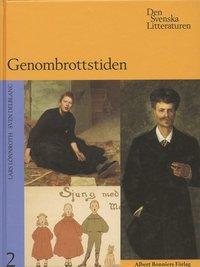 bokomslag Den svenska litteraturen II