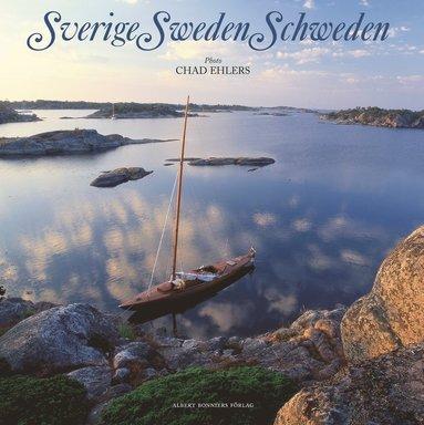 bokomslag Sverige Sweden Schweden