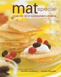 bokomslag Mat special - Råd och recept vid överkänslighet och aller
