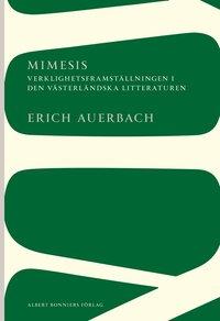 bokomslag Mimesis - Verklighetsframställningen i den västerländska