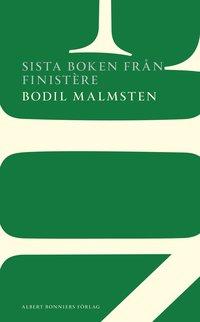 bokomslag Sista boken från Finistère