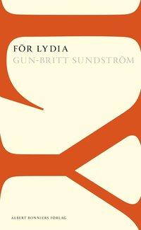 bokomslag För Lydia
