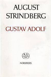 bokomslag Gustav Adolf : skådespel i fem akter : Nationalupplaga. 42, Gustav Adolf : skådespel i fem akter
