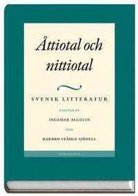 bokomslag Svensk litteratur. 5, Åttiotal och nittiotal