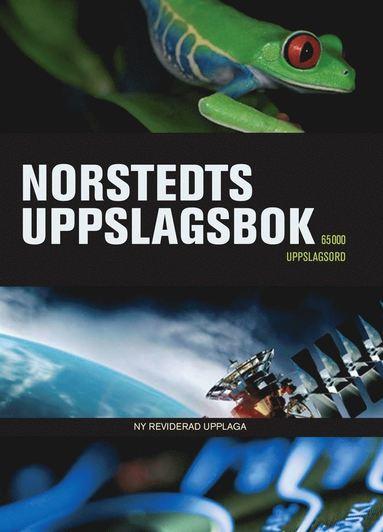 bokomslag Norstedts uppslagsbok