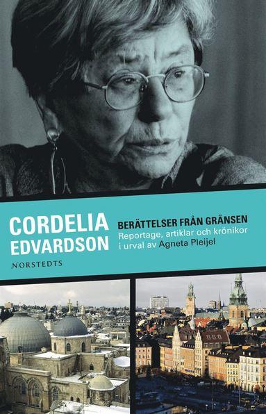 bokomslag Berättelser från gränsen : reportage, artiklar och krönikor i urval av Agneta Pleijel