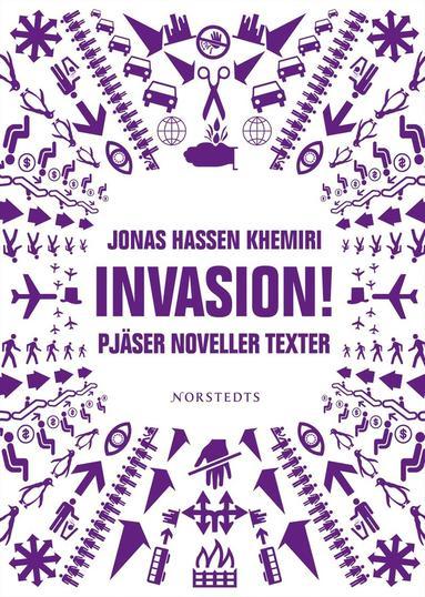 bokomslag Invasion! : pjäser noveller texter