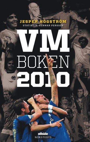 bokomslag VM-boken - 2010