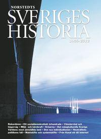 bokomslag Sveriges historia : 1965-2012