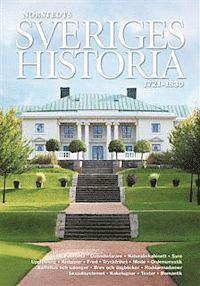 bokomslag Sveriges historia : 1721-1830