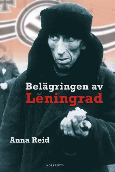 bokomslag Belägringen av Leningrad