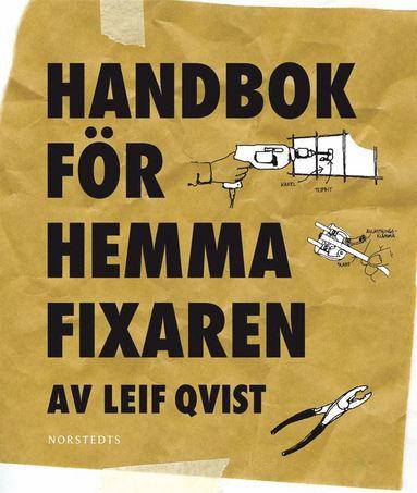 bokomslag Handbok för hemmafixaren