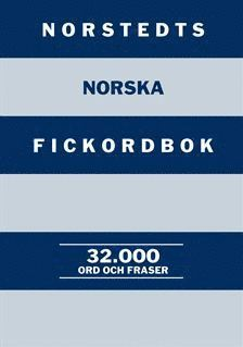 bokomslag Norstedts norska fickordbok : Norsk-svensk/Svensk-norsk: 32.000 ord och fraser