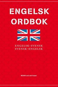 bokomslag Engelsk ordbok : Engelsk-svensk/Svensk-engelsk