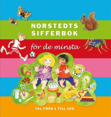 bokomslag Norstedts sifferbok för de minsta : tal från 1 till 100