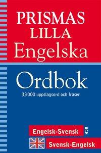 Prismas lilla engelska ordbok : engelsk-svensk/svensk-engelsk