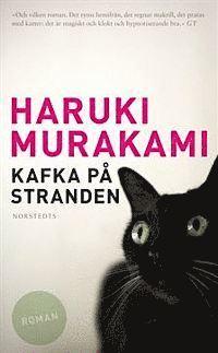 bokomslag Kafka på stranden