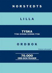 bokomslag Norstedts lilla tyska ordbok : tysk-svensk, svensk-tysk