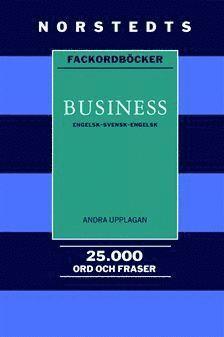 bokomslag Business - Engelsk-svensk-engelsk