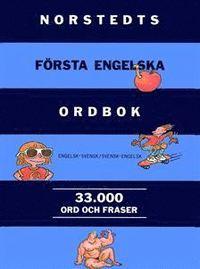 bokomslag Norstedts första engelska ordbok : engelsk-svensk/svensk-engelsk