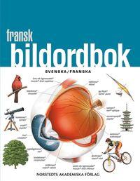 bokomslag Fransk bildordbok : Svensk/franska