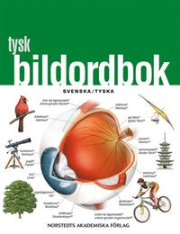 bokomslag Tysk bildordbok : svenska/tyska
