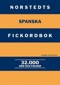 bokomslag Norstedts spanska fickordbok : spansk-svensk/svensk-spansk