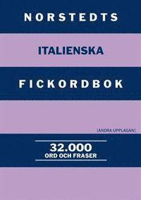 bokomslag Norstedts italienska fickordbok - Italiensk-svensk/Svensk-italiensk