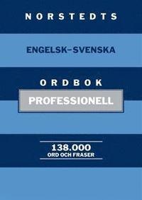 bokomslag Norstedts engelsk-svenska ordbok - professionell