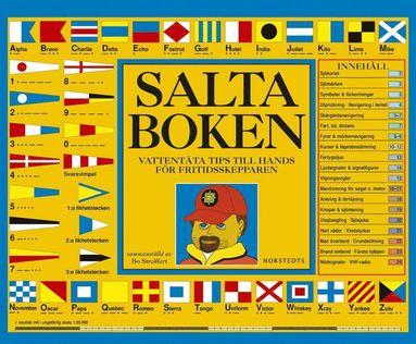 bokomslag Salta Boken : vattentäta fakta till hands för fritidsskepparen