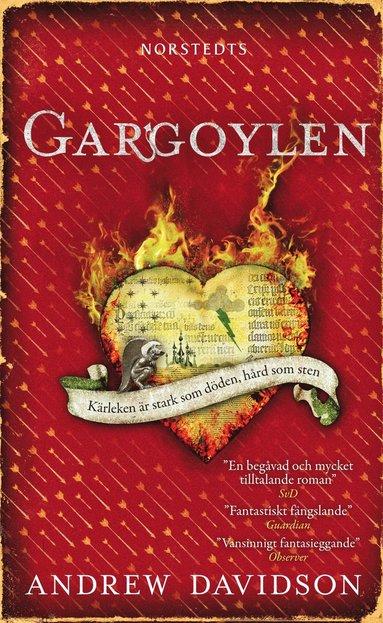 bokomslag Gargoylen
