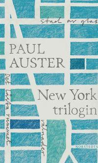 bokomslag New York-trilogin