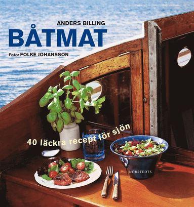 bokomslag Båtmat : 40 läckra recept för sjön