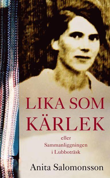 bokomslag Lika som kärlek eller sammanliggningen i Lubboträsk