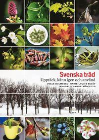 bokomslag Svenska träd : upptäck, känn igen och använd