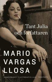 bokomslag Tant Julia och författaren