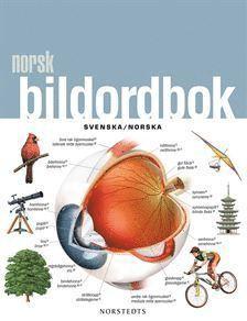 bokomslag Norsk bildordbok : Svenska/Norska
