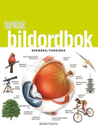 bokomslag Turkisk bildordbok : Svenska/Turkiska