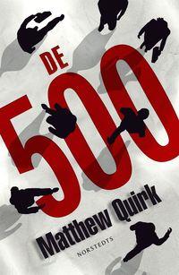 bokomslag De 500