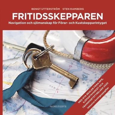 bokomslag Fritidsskepparen : navigation och sjömanskap för förar- och kustskepparintyget