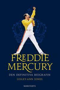 bokomslag Freddie Mercury : den definitiva biografin